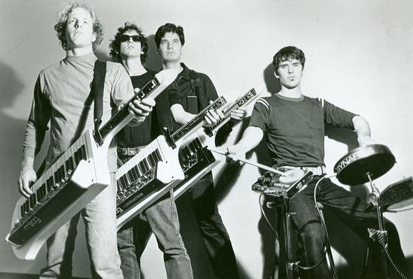 Six Finger Satellite on Sub Pop Records