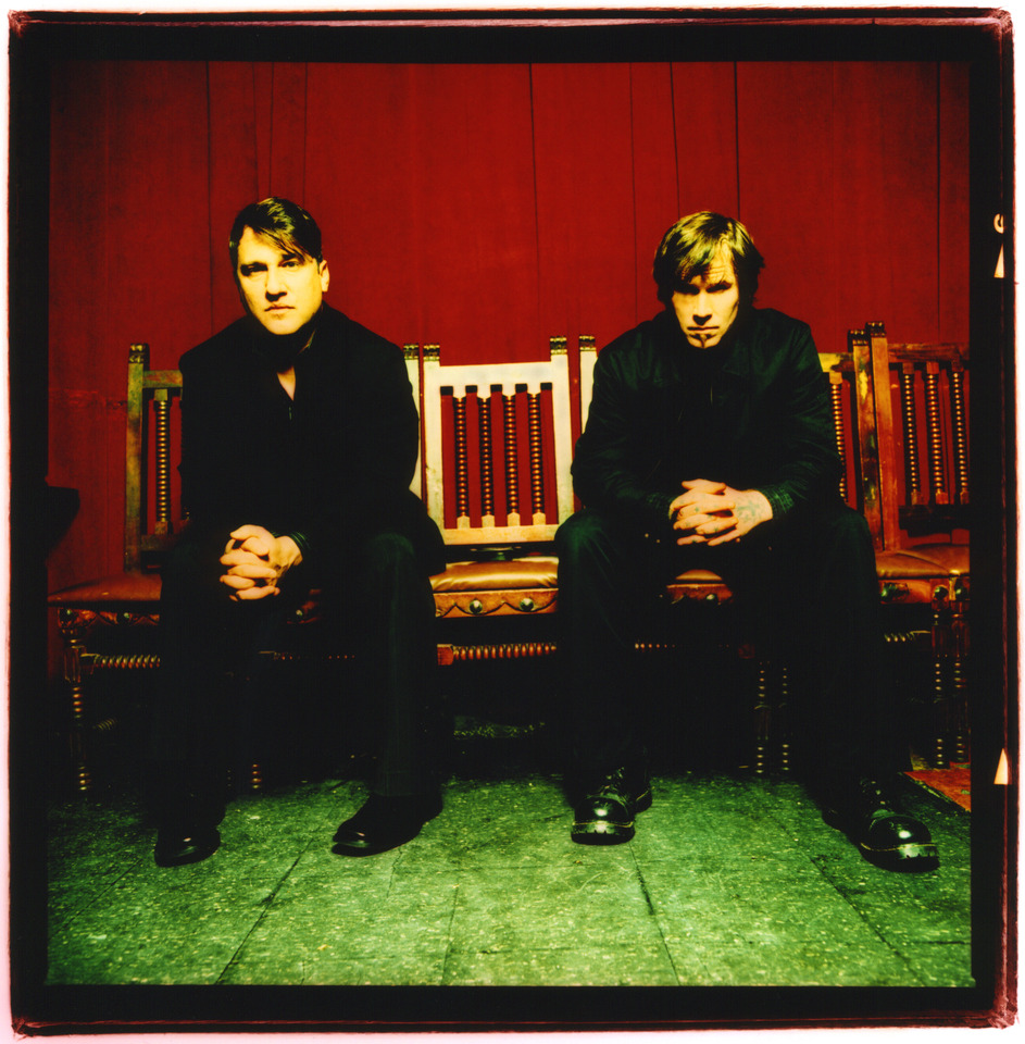 The Gutter Twins On Sub Pop Records