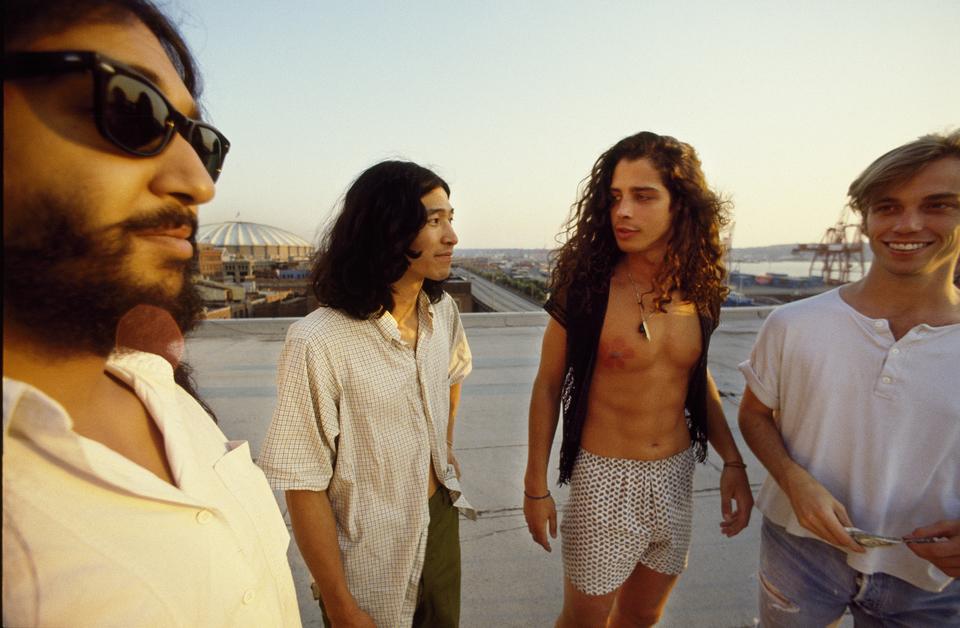 Soundgarden Louder Than Love Tour Dates