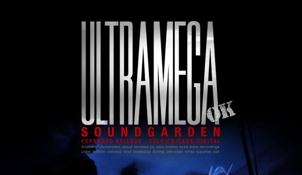 "Soundgarden reizdaju ""Ultramega OK"" iz 1988. godine"