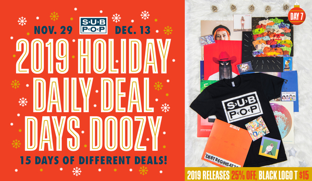 Subpop dailydeal day7