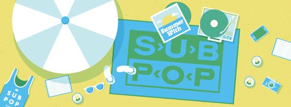 Summerwithsubpop facebook