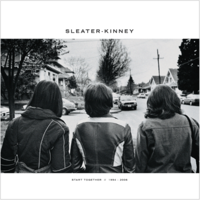 Sub Pop To Release 7xlp Sleater Kinney Box Set Oct 21st In