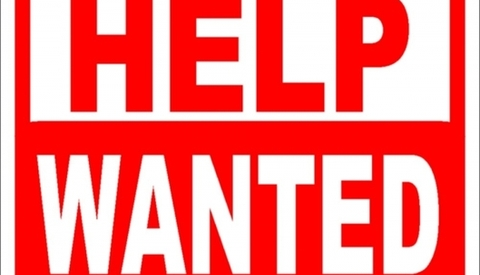 Help wanted sign 600 454