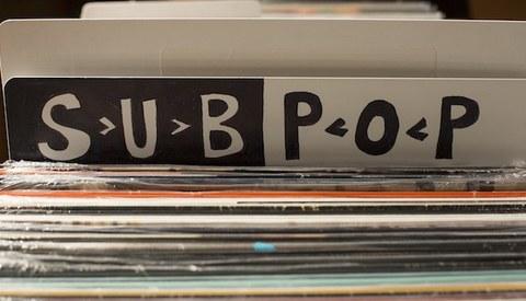 Subpop catalog promo