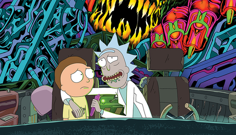 Rickandmorty soundtrack cover cd1 blog crop 900 72