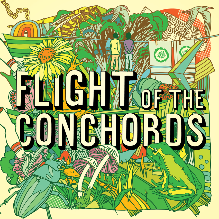 4155 Flight of the Conchords