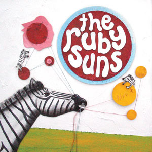 The Ruby Suns Ruby Suns Sub Pop Mega Mart