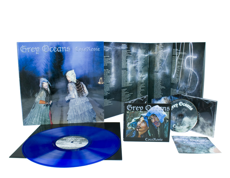 Grey Oceans By Cocorosie On Sub Pop Records