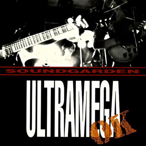 Soundgarden Ultramega Ok Sub Pop Mega Mart
