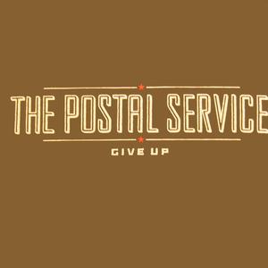 The Postal Service Postal Service Give Up T Shirt