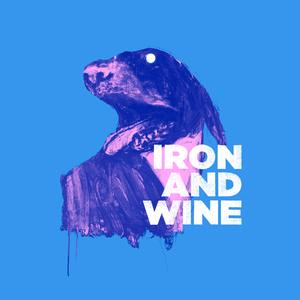 Iron Amp Wine Iron And Wine Dog T Shirt Sub Pop Mega Mart