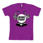 Kt shirt purple