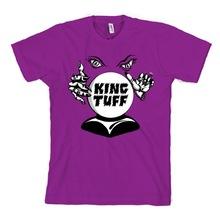 Kt shirt purple