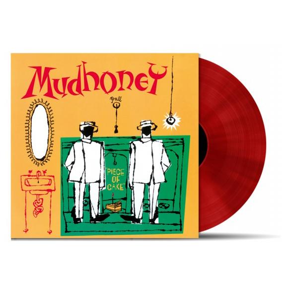 Mudhoney Piece Of Cake 2014 Vinyl Reissue Sub Pop