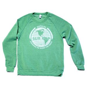 Greenglobesweat