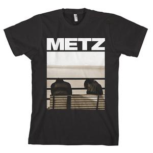 Metz Ii Metz Ii Cover Black T Shirt Sub Pop Mega Mart