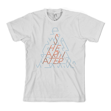 Shearwater letterpyramidgray shirt