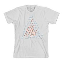 Shearwater letterpyramidgray shirt
