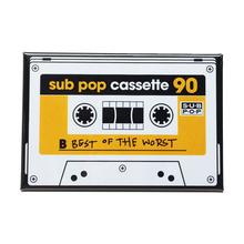 Yellowcassette magnet