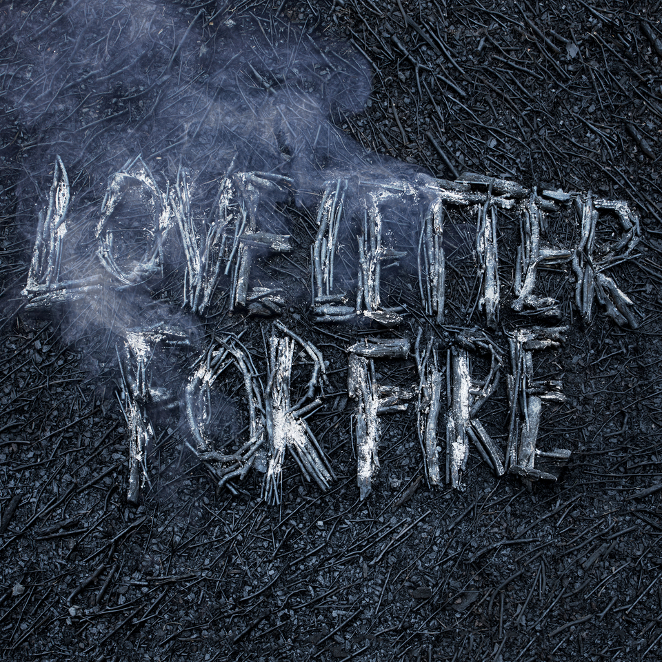 Love Letter for Fire by Sam Beam and Jesca Hoop on Sub Pop Records