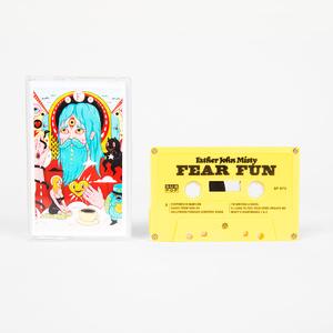 Fatherjohnmisty fearfun cassette 01
