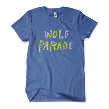 Wolfparade typeface reissue