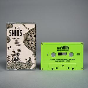 Theshins wincingthenightaway cassette 01