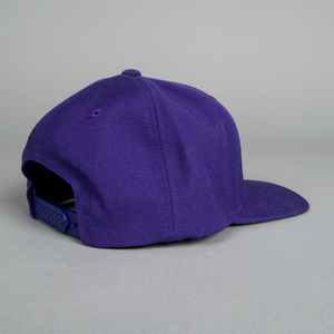 Hat logo purple 02