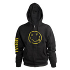 Nirvana smile sweatshirt