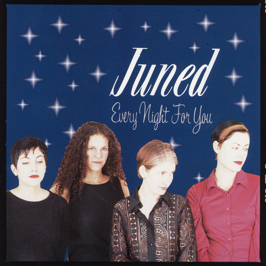 Juned Every Night For You Sub Pop Mega Mart