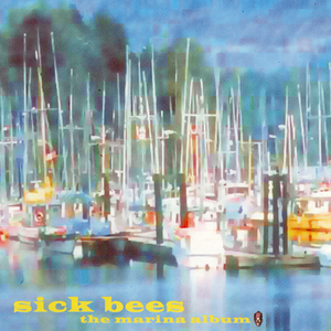 Sickbees themarinaalbum cover 900x900 300