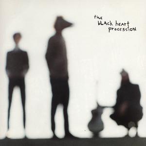 Theblackheartprocession athreesongrecording cover 900x889 300