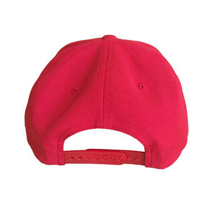 Hat loser red back