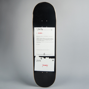 Skateboard rejectionletter 01