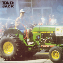 Tad jack cover