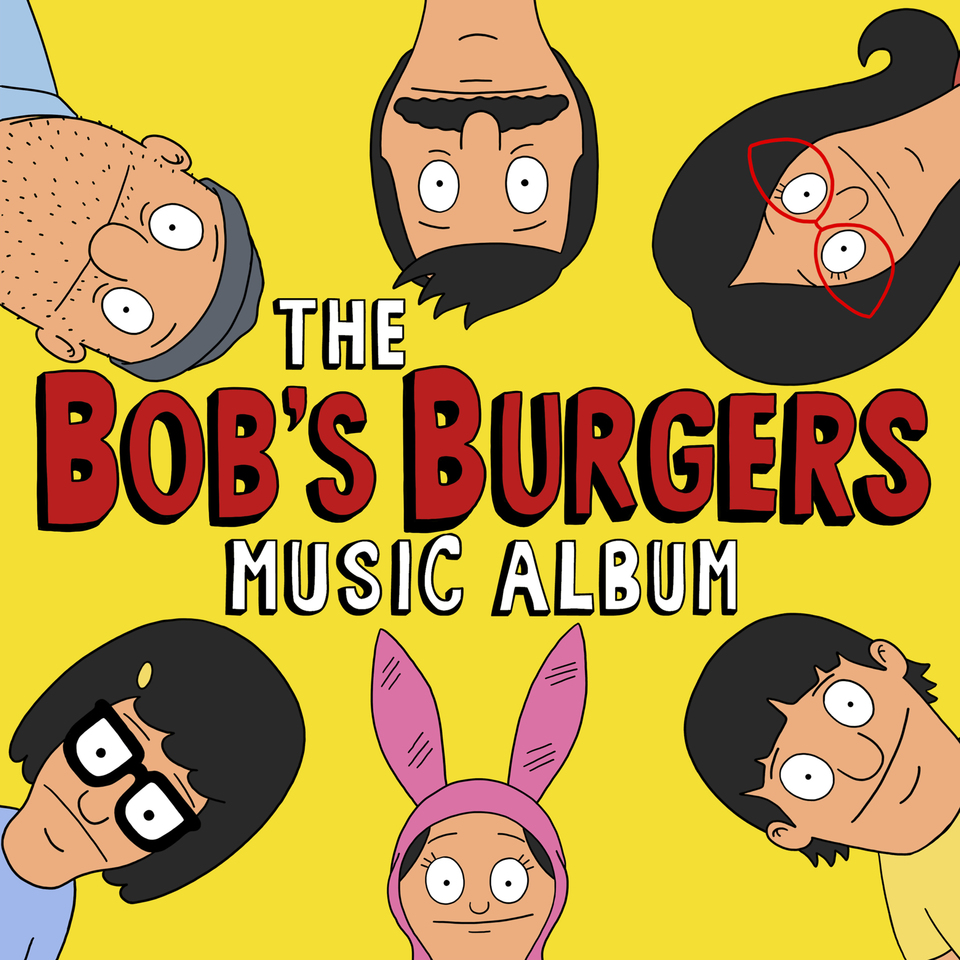 bob s burgers the bob s burgers music album sub pop mega mart