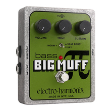 Big muff pi bass
