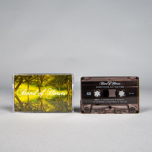 Bandofhorses everythingallthetime cassette 01