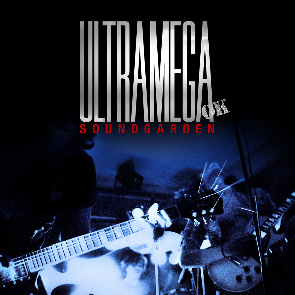 Soundgarden Ultramega Ok Expanded Reissue Sub Pop
