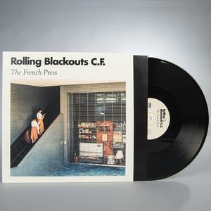 Rollingblackoutscoastalfever thefrenchpressep lp black 01