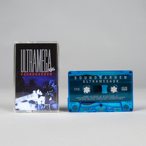 Soundgarden ultramegaok cassette 01