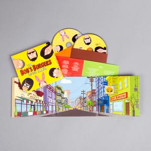 Bobsburgers cd