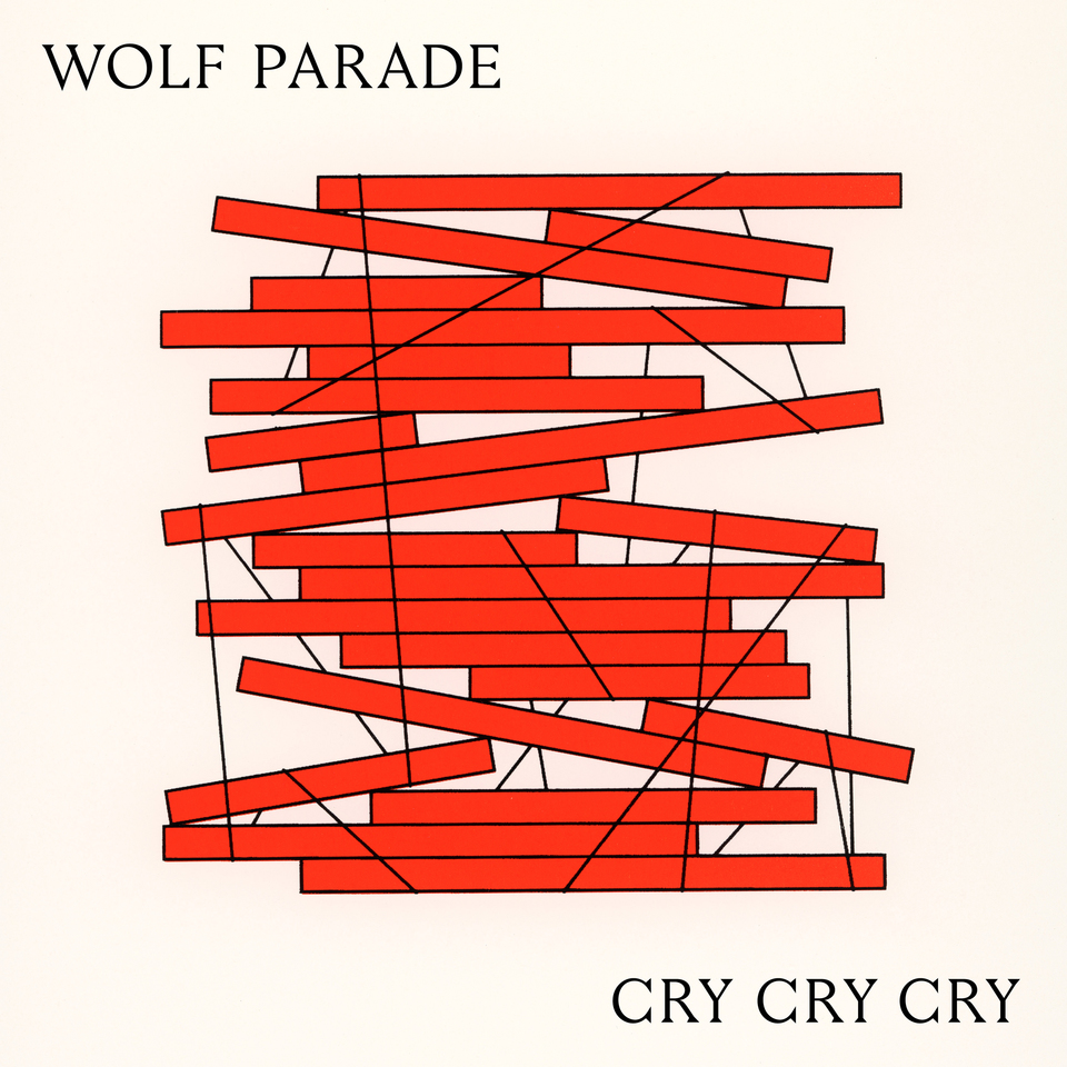 Afbeeldingsresultaat voor Wolf Parade-Cry Cry Cry -Coloured-