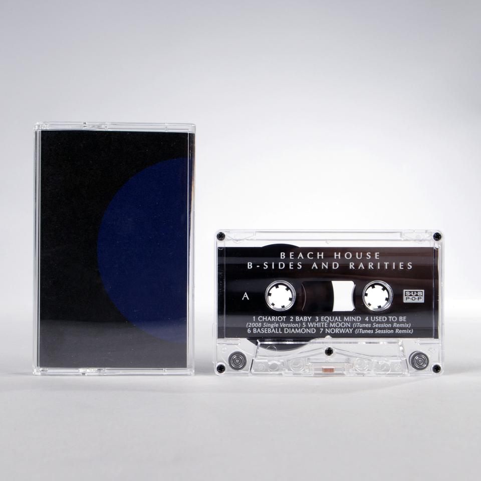 Beach House Album: Beach House - B-Sides And Rarities