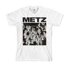 Metz shirt white