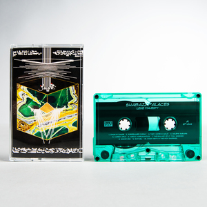 Shabazzpalaces lesemajesty cassette mm