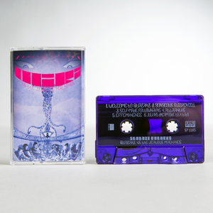 Shabazzpalaces quazarzvsthejealousmachines cassette mm