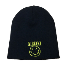 Nirvana smile knithat