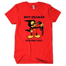 Hotsnakes itsforyoushirt red